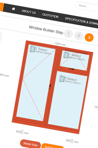 Window Builder Step 4